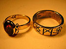 Wedding Rings Handfasting Rings